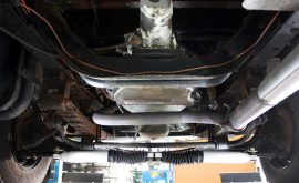 BlazerParts.nl - Dual Steering Stabiliser upgrade for The Beast named Grumman