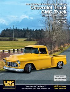 1947-1959 Chevrolet and GMC Truck