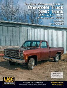 1973-87 Chevrolet & GMC Trucks