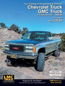 1988-1998 Chevrolet and GMC Truck