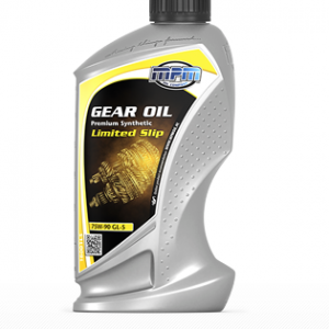 Gearbox Oil 75W-90 GL-5 Premium Synthetic Limited Slip 1Ltr. - Blazerparts.nl