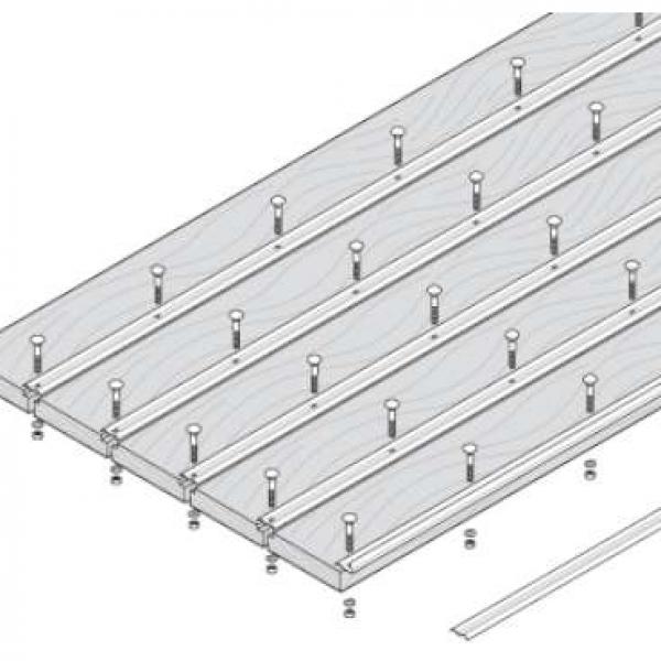 Bed wood kit-oak 9pc shortbed 47-51