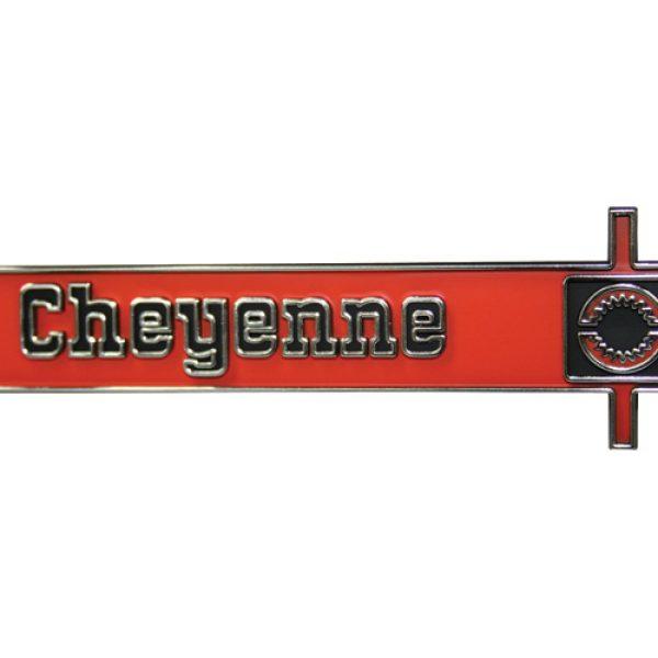 Cheyenne embleem