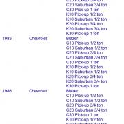 Embleem Custom deluxe Chevrolet 2:3