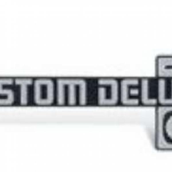 Embleem Custom deluxe Chevrolet '81-'88