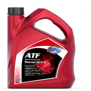 ATF Automatic Transmission Fluid Dexron III F:G 4Ltr. - Blazerparts.nl